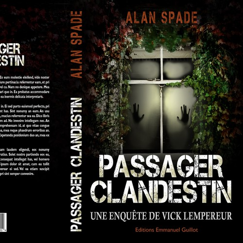Book Cover for Passager Clandestin