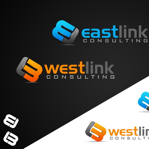 Eastlink and Westlink Logo