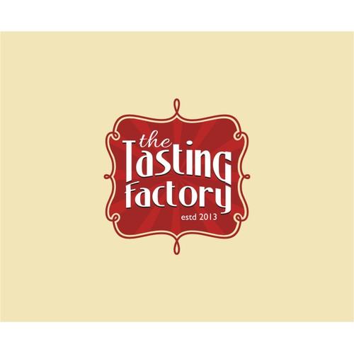 "logo for ""the Tasting Factory"""