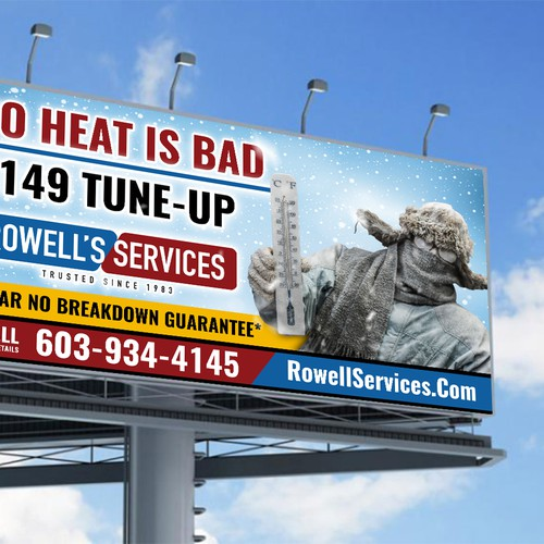 Billboard Rowell's Services