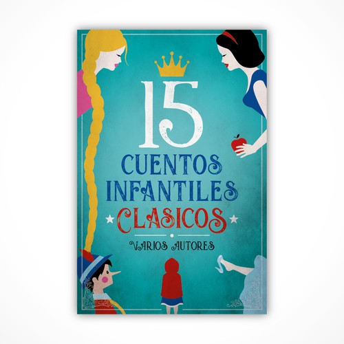 Design for children's stories ebook