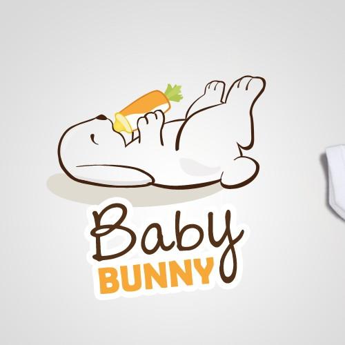 Organic Baby Clothing Company Branding!