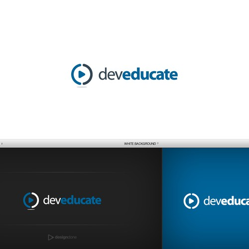 DevEducate Logo Design