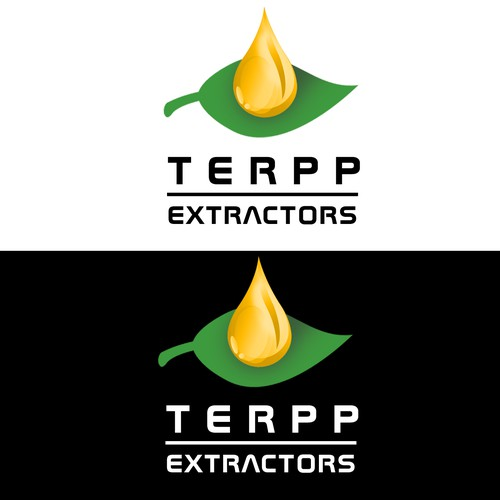 Create a logo for Terpp Extractors!