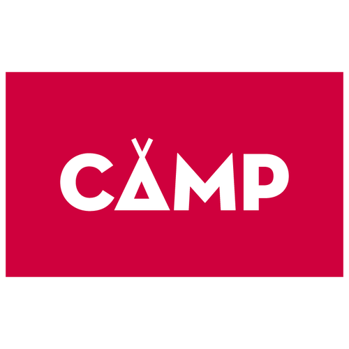 Create logo for CAMP new snack bar concept