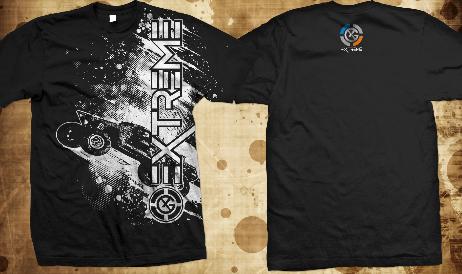 New t-shirt design wanted for O G Extreme