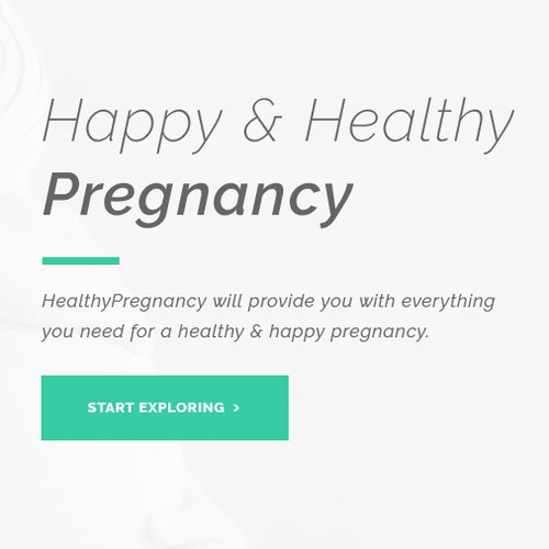 Pregnancy Website