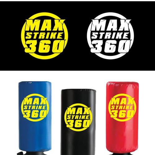 Sports Logo for gym punching bag