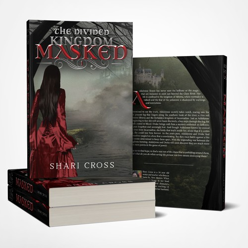MASKED - Book Cover