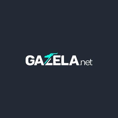 Bold logo design for website builder