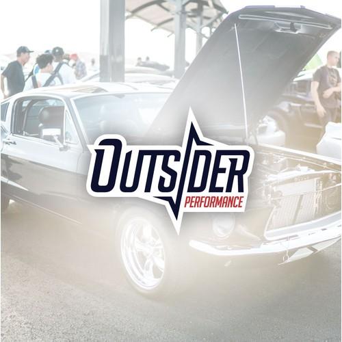 Outsider Performance Logo