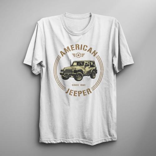 american jeeper