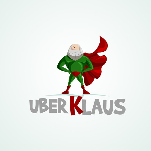 Uber Klaus needs a new logo
