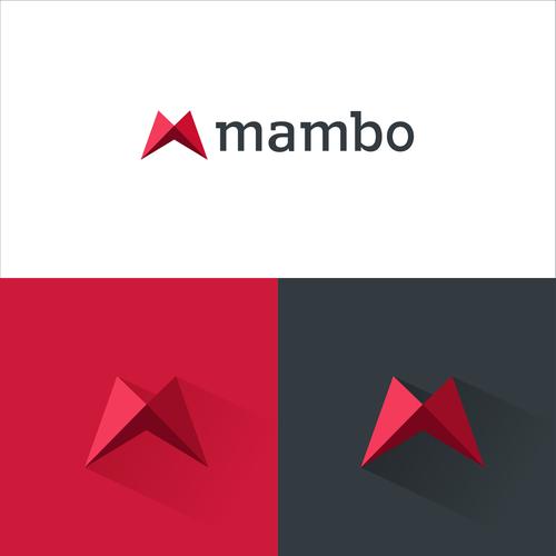 Material logo concept