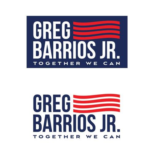 Congressional campaign logo