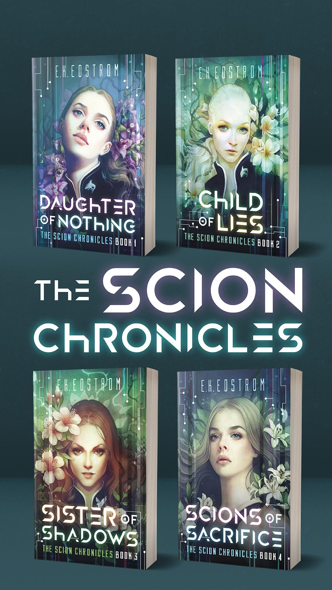 Scion Chroncils boxed set