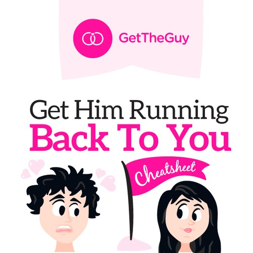"""Dating Advice Company - """"Get Your Ex Back"""" Infographic"""