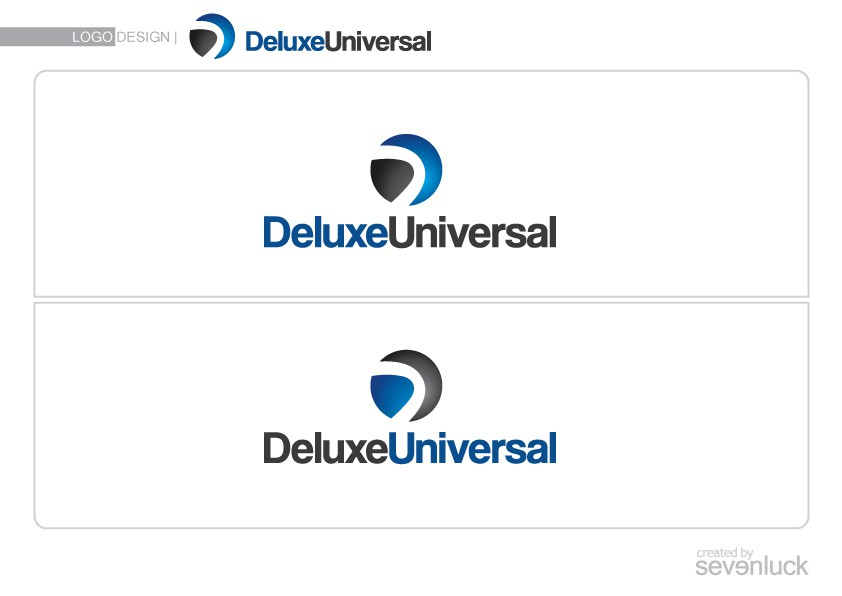 One Logo to Rule Them All: Deluxe Universal