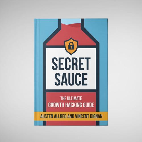 Secret Sauce - Book Cover