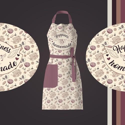 Kitchen apron design