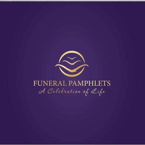 Funeral Pamphlets logo