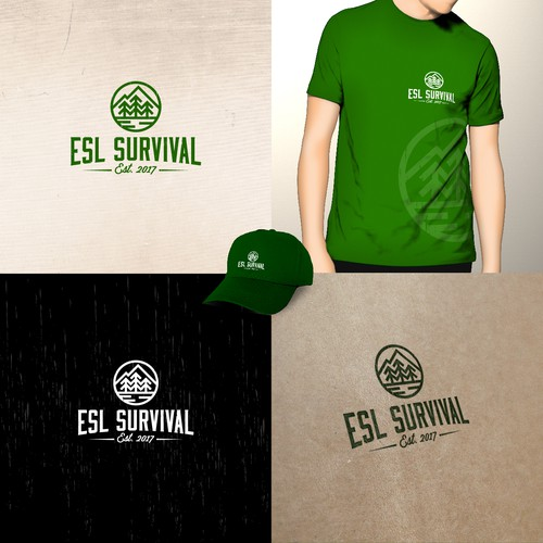 Logo for ESL Survival