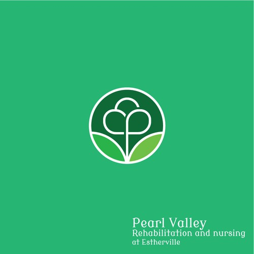 Winning logo of Peral Vally