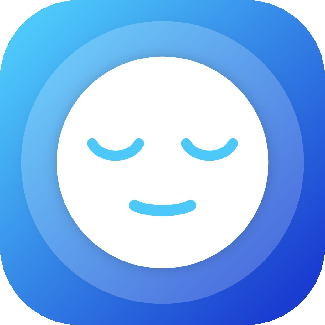 MindShift needs a cool but calming app icon about easing anxiety