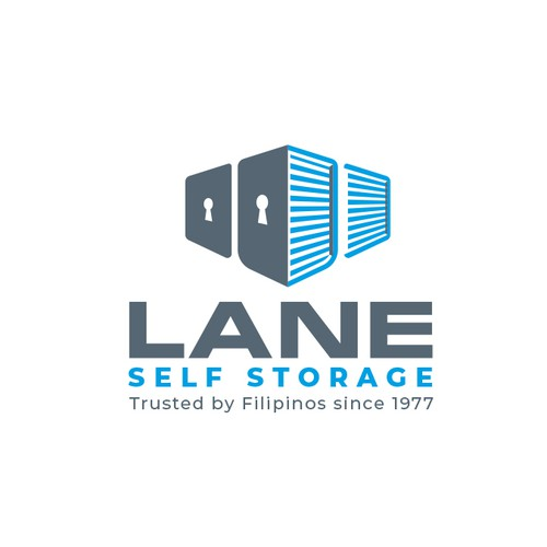 Logo for Self Storage business
