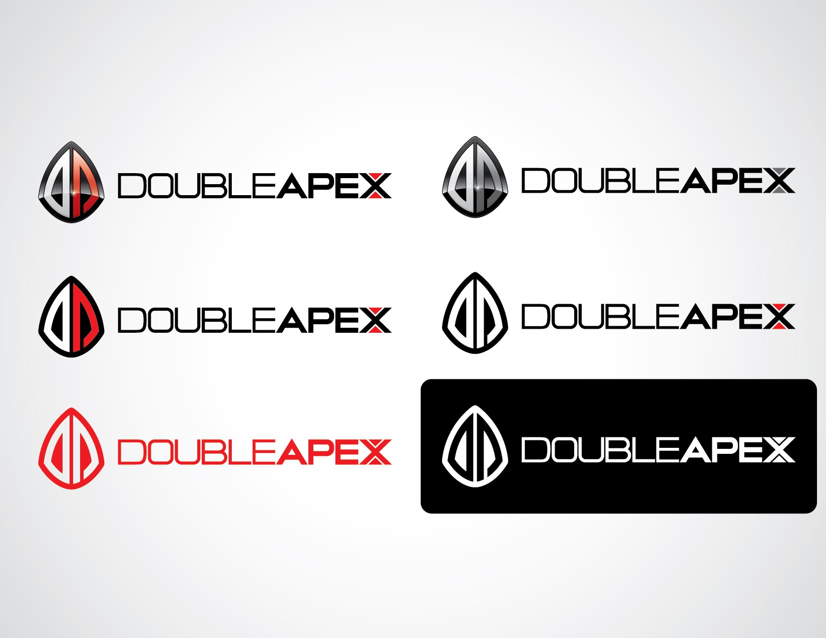 Help Double Apex with a new logo.