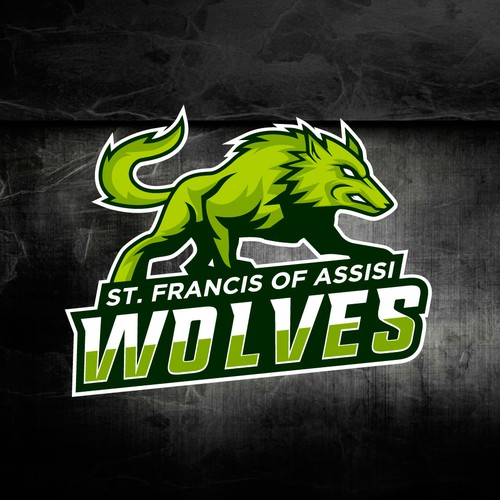 St. Francis of Assisi Wolves