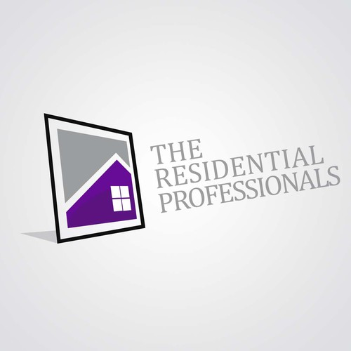 "Create a winning design for ""The Residential Professionals"" real estate brokerage firm!"
