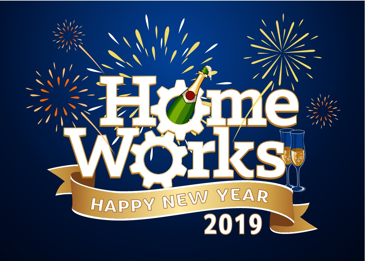 New Year's Logos