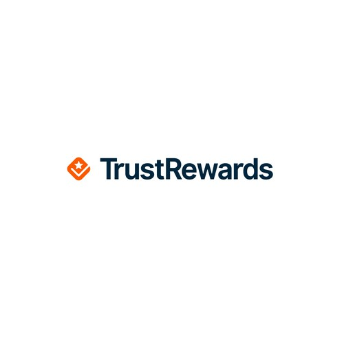 Unused Concept Logo for TrustRewards