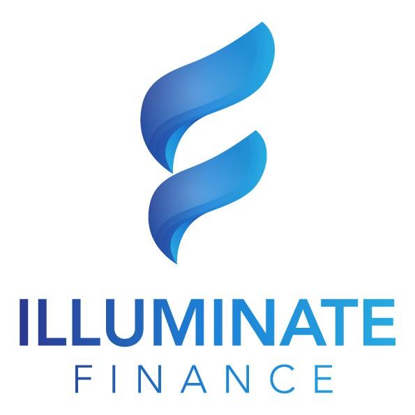 Create a modern & bright brand awareness pack for Illuminate Finance