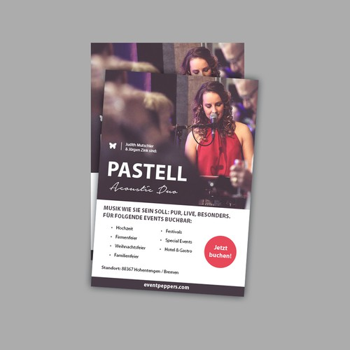 Pastell Acoustic Duo