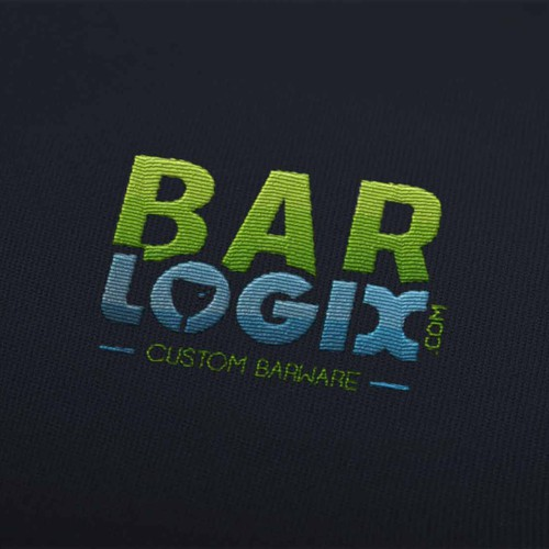 Love beer?  Love whiskey?  Us too!  Can you convey that in our logo?