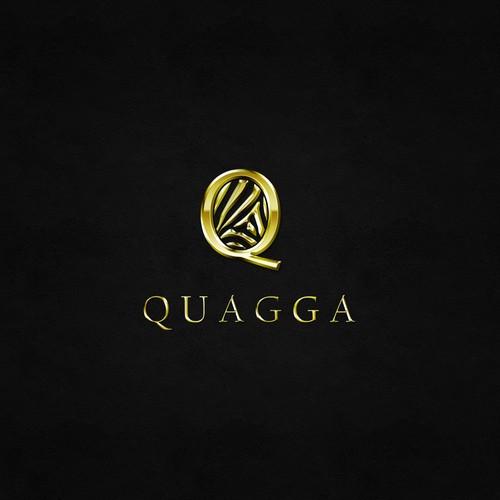 Logo concept Quagga