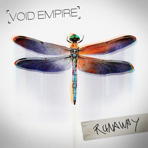 Capa de cd para banda Void Empire