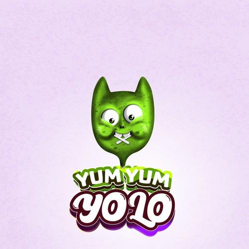 Candy shop Logo design