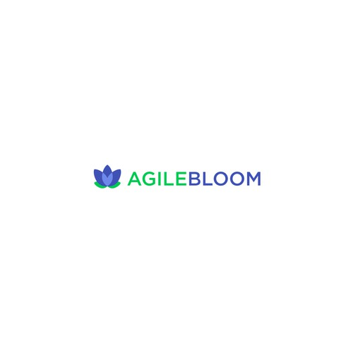 Logo Design for AgileBloom