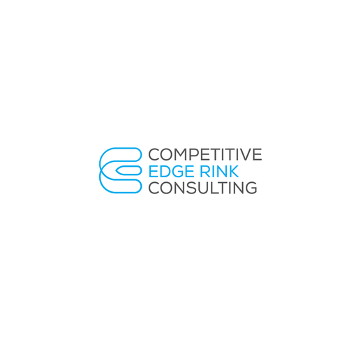 Logo for edge rink