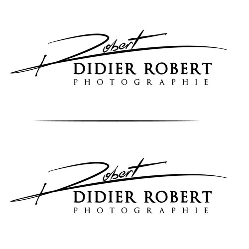 Create a signature logo for my pictures