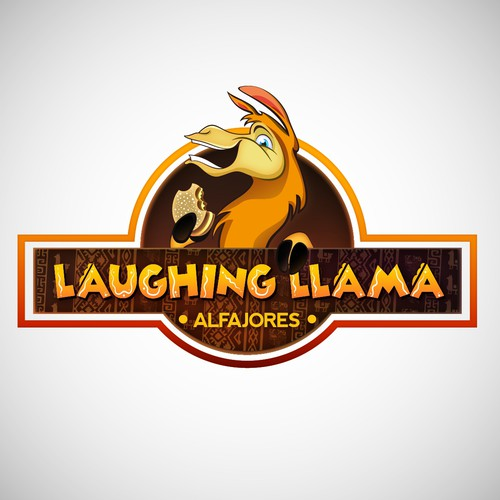 New logo wanted for Laughing Llama