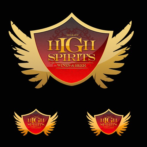 High Spirits needs a new logo
