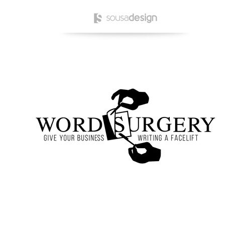 Word Surgery Concept