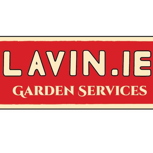 Custom Font for Landscape Maintenance Company in Dublin Ireland