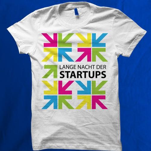 Startups T shirt