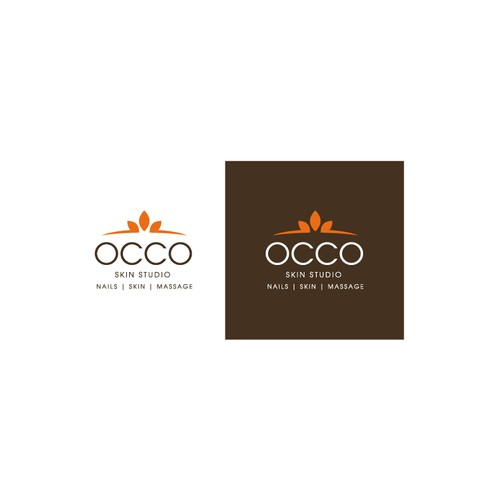 OCCO skin studio logo