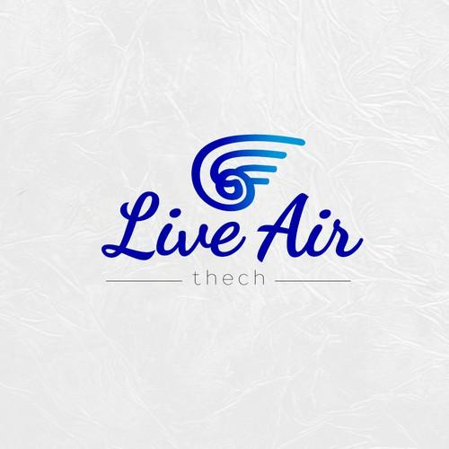 Logo for air technologie companie